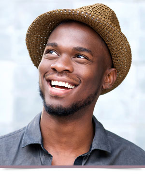 Why Choose Us man in hat Dr. Duane S. Shank, DDS Smithtown NY