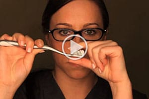 AAO Brushing Flossing video Dr. Duane S. Shank, DDS Smithtown NY